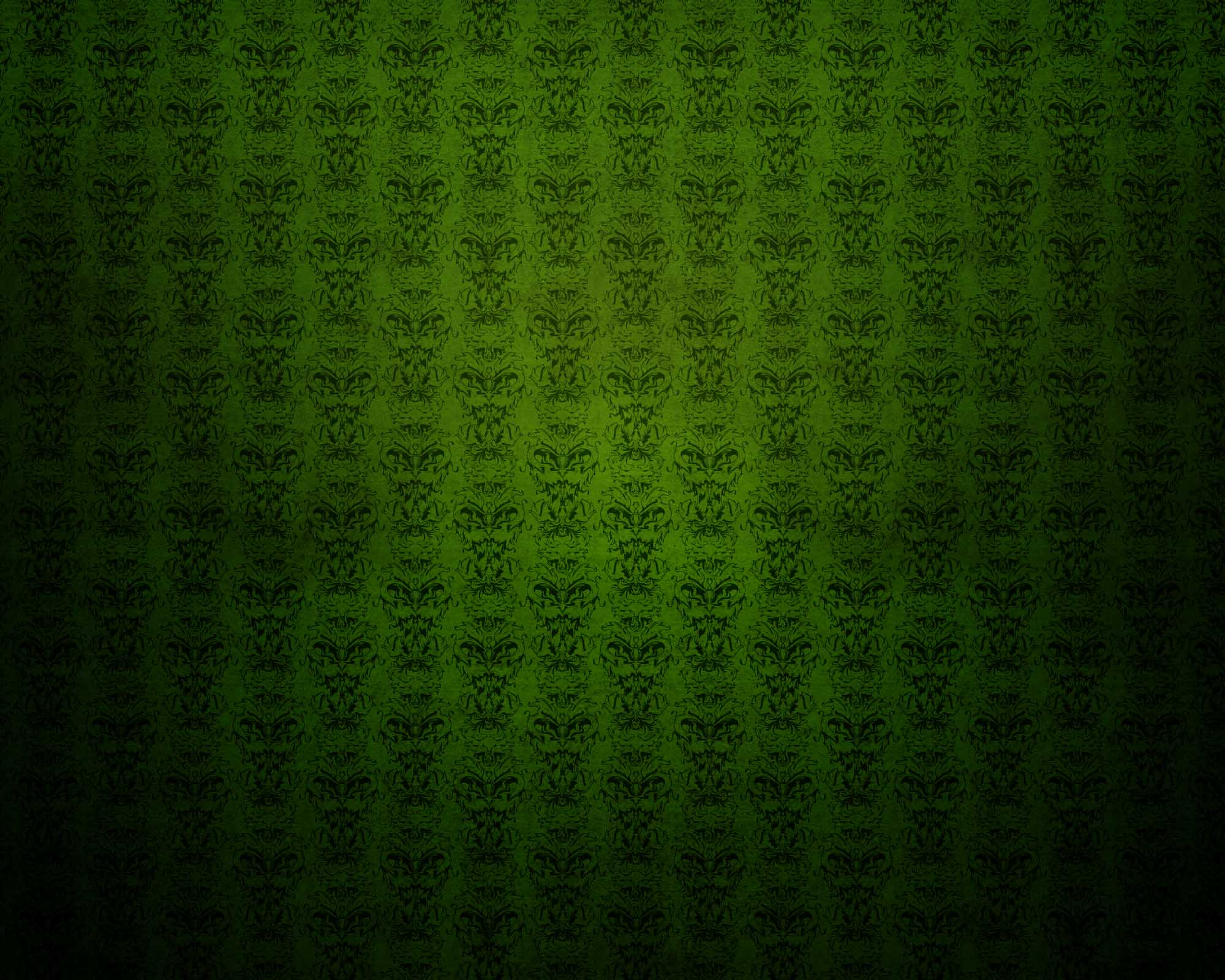 Bg Vintage Wallpaper Green