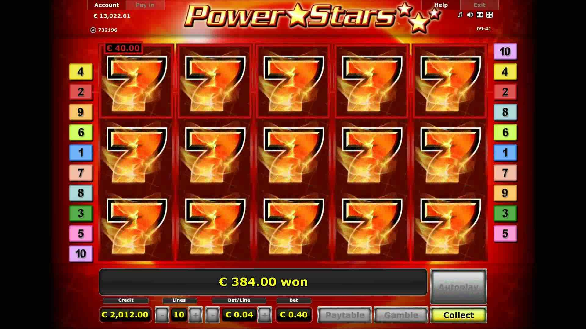 Power star games casino casino host sop manual